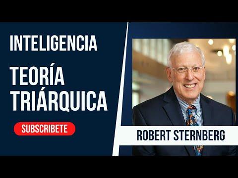 TEORÍA TRIÁRQUICA DE LA INTELIGENCIA DE STERNBERG