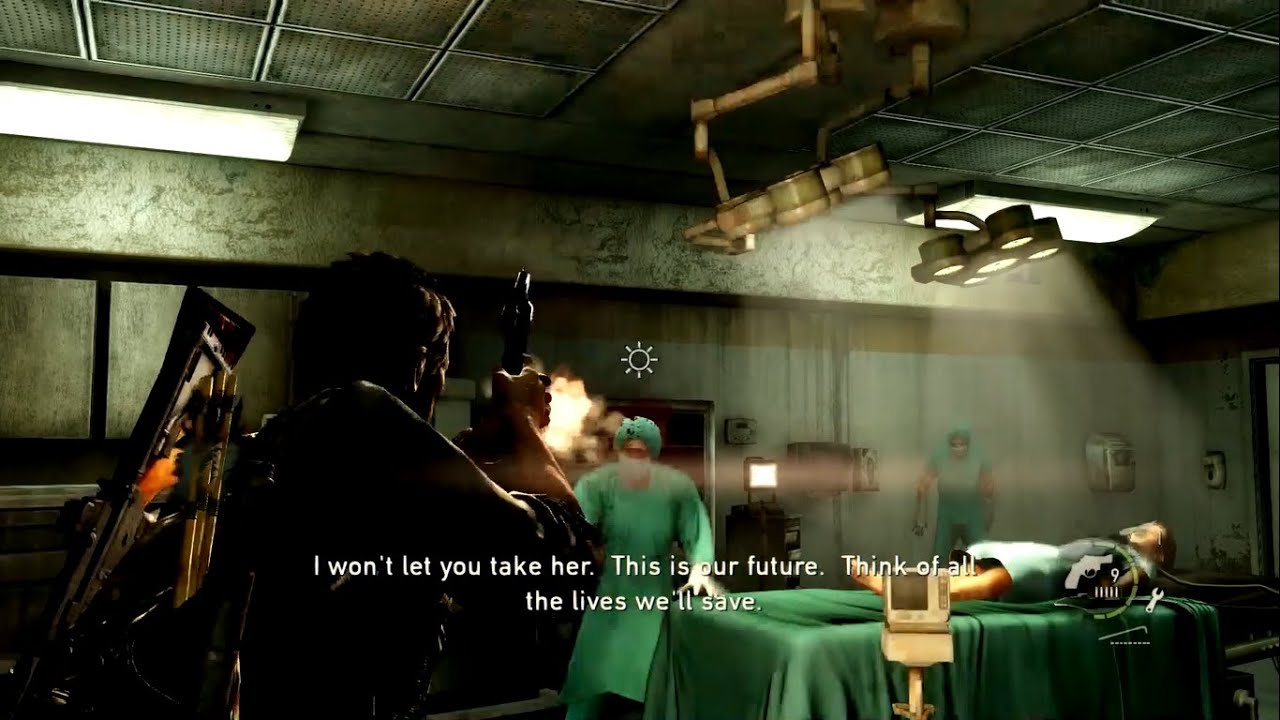 The Last Of Us: Joel Kill Surgeon To Save Ellie (And That Surgeon ...