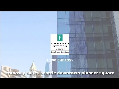 Embassy Suites By Hilton Seattle Downtown Pioneer Square On Talk
