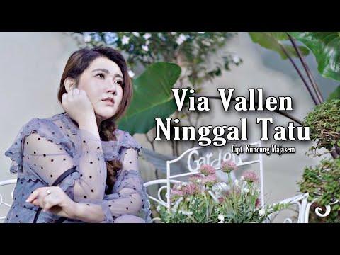 Смотреть клип Via Vallen - Ninggal Tatu