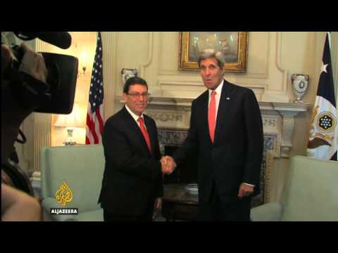 US and Cuba restore diplomatic ties