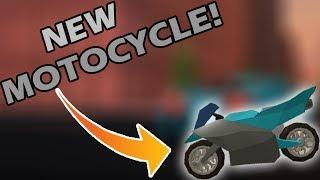 ONDE ENCONTRAR A MOTOCICLETA NOVA NO JAILBREAK (ROBLOX)