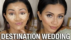 DESTINATION WEDDING HUMIDITY + HEAT PROOF FOUNDATION ROUTINE