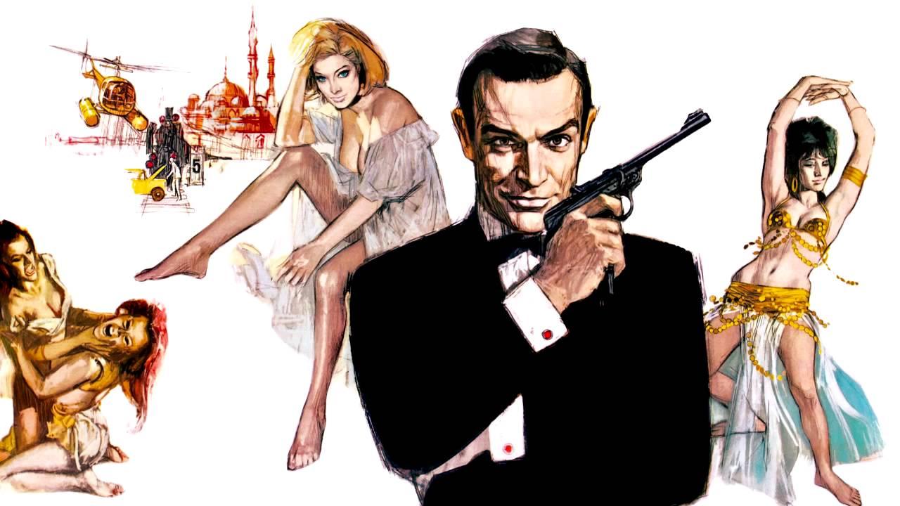 James Bond LiebesgrГјГџe Aus Moskau Stream