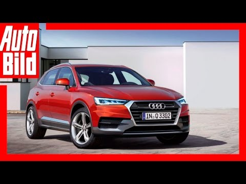 audi q3 2018 der q3 wird gr er neuvorstellung review youtube. Black Bedroom Furniture Sets. Home Design Ideas