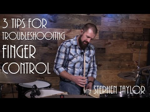 3 Tips for Troubleshooting Finger Control