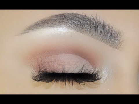 EVERYDAY MAKEUP EYE LOOK TUTORIAL
