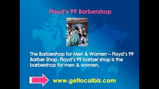 The Barbershop for Men & Women – Floyd's 99 Barber Shop - Get Local Biz Thumbnail