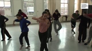 Backstage Report #1 - INSIDE OUT Conny Janssen Danst - De choreografe