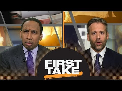 First Take debates if Kevin Durant was lucky to avoid facing Russell Westbrook   First Take   ESPN