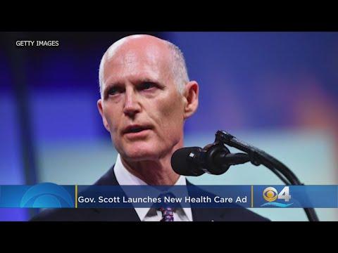 Gov. Scott Defends Health Care Record In New Ad