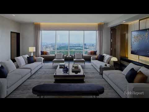 Video Tour of One57, $29 Million New York City Residence