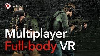 ANVIO VR - Live Gameplay