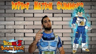 SSBE Vegeta Summons   Let's Test Our Luck!