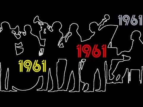 Art Farmer & Benny Golson Jazztet - Two Degrees East, Three Degrees West