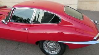 1967 Jaguar E-Type SI 4.2 Coupe Manual (For Sale San Diego, CA)