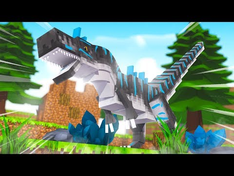 Minecraft | RAPTOR BREEDING GONE WRONG! (DO NOT TRY THIS!)