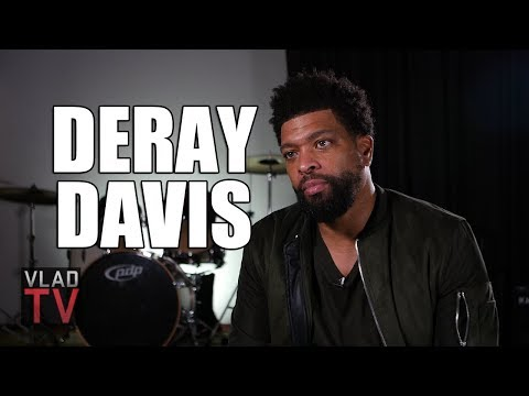 DeRay Davis on His Role in 2Pac Movie, Controversy Over John Singleton Part 2
