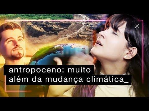 Mudanças Climáticas & Leonardo DiCaprio & Antropoceno  mimimidias