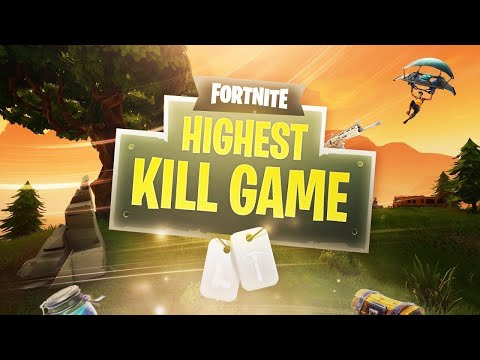 Fortnite Team Asset Squad A 30 Kill Nuke