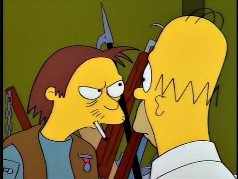 Simpsons Mysteries - Herman