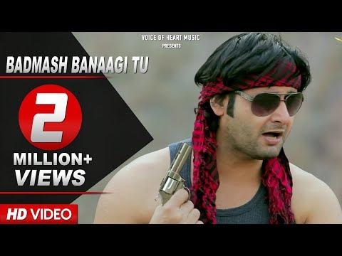 Badmash Banaagi Tu Deepak Noor, Sonam, Vijay Varma New Haryanvi DJ Video Songs 2016 | VOHM