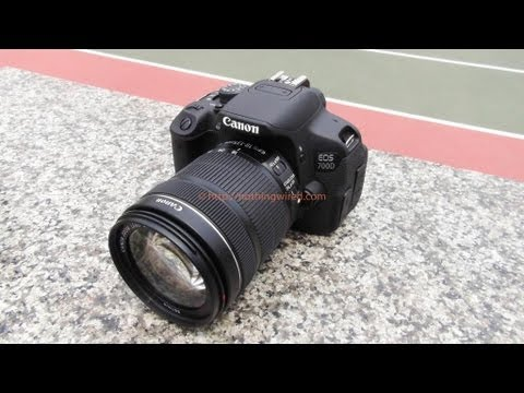 Canon EOS 700D Review Complete: Unboxing, Hardware, Software