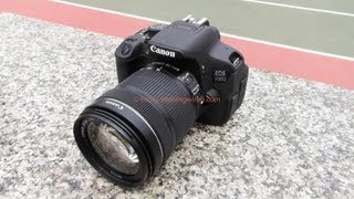 Canon EOS 700D Review Complete: Unboxing, Hardware, Software, Performance and Verdict HD