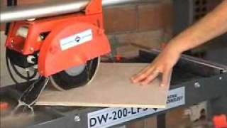 Pila DIA stolová model DW-200-LP/S