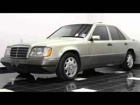 1995 mercedes benz e300 diesel houston tx 77041 youtube. Black Bedroom Furniture Sets. Home Design Ideas