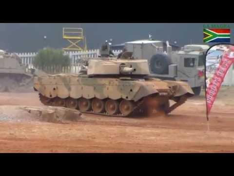 Olifant Mk 2 * Super Tank - Demonstration