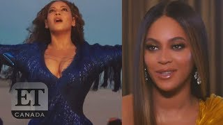 Beyonce Talks 'Spirit' Music Video