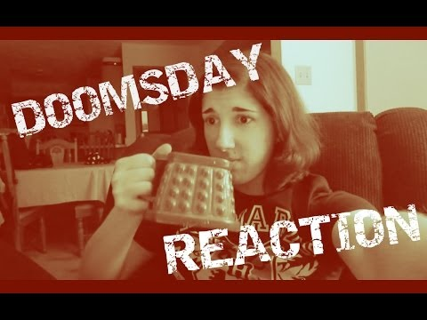 Doctor Who Doomsday Reaction (Fast Forward)