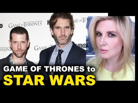 Star Wars from Game of Thrones