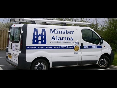 Minster Alarms, York - Intruder Alarms and CCTV System Installers