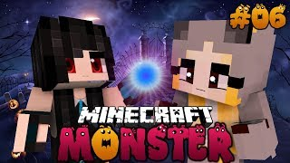 SIE HAT MICH EINFACH BEKLAUT! ✿ Minecraft MONSTER #06 [Deutsch/HD]