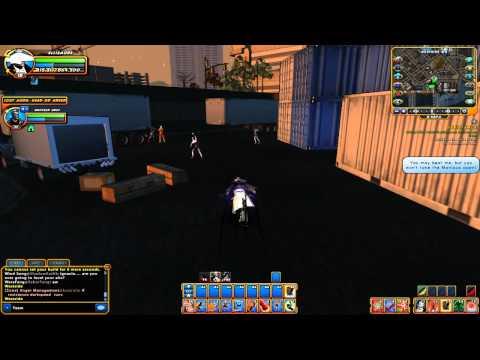 Champions Online - Dark Speed