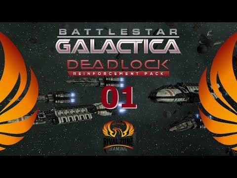 Battlestar Galactica: Deadlock - Reinforcement Pack - Ep 01
