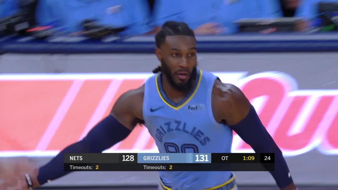 Memphis Grizzlies vs Brooklyn Nets | October 27, 2019
