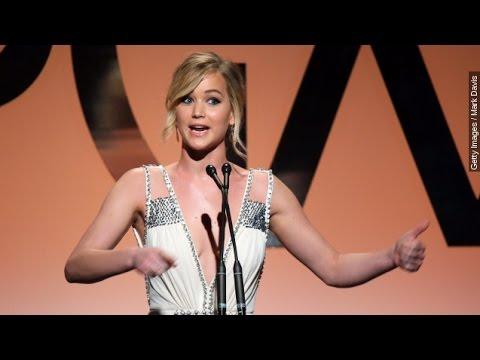 Jennifer Lawrence breaks silence on dating Darren Aronofsky, calls him an ...
