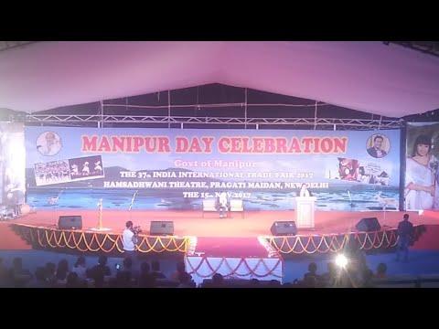 Manipur Day Celebration