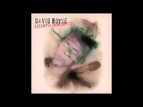 David Bowie Outside Mixes Full Album