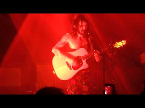 Biffy Clyro Barrowlands 7/12/14- Break A Butterfly On The Wheel