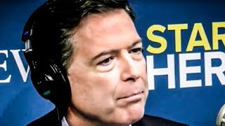 James Comey Shows How Utterly CLUELESS He Is During Interview