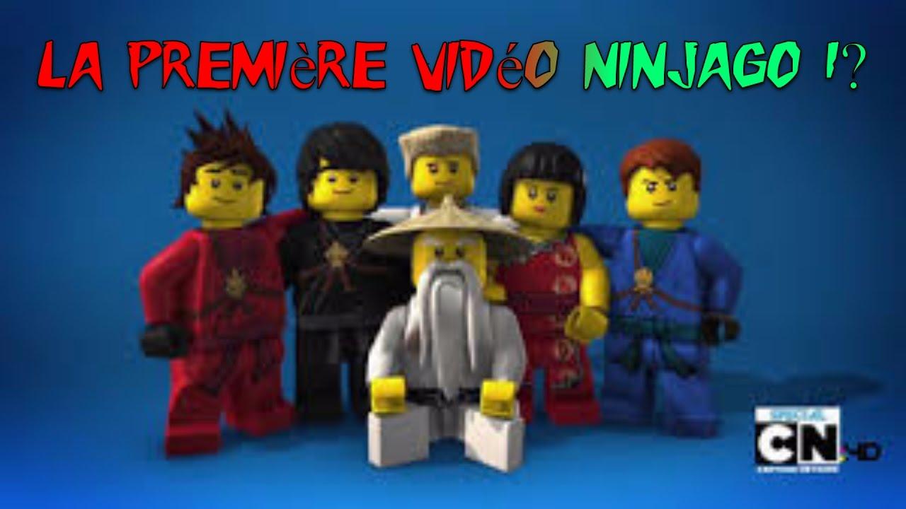 ninjago rouge la toute premire vido de lego ninjago - Ninjago Rouge