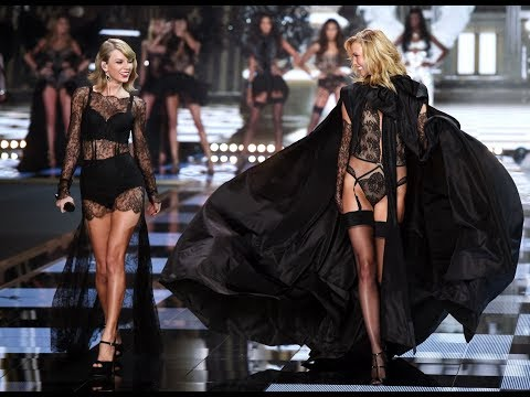 Top 10 Catwalk Angels for Victoria's Secret