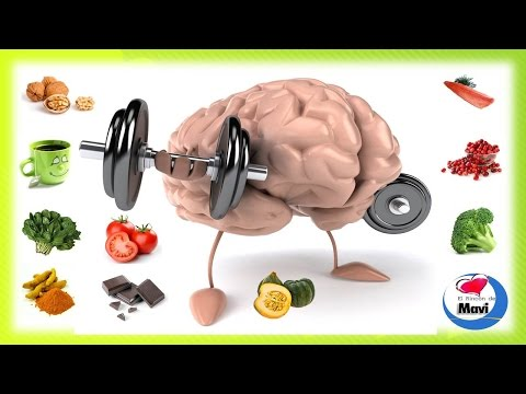 10 Alimentos para fortalecer el cerebro y mejorar el rendimiento mental
