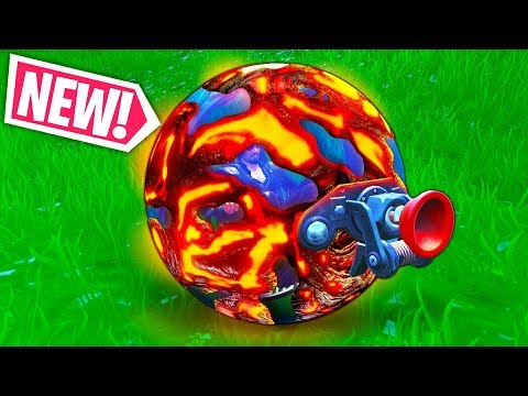 *NEW* LAVA BALLER!! - Fortnite Funny WTF Fails and Daily Best Moments Ep.1004 thumbnail