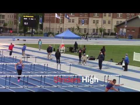 Girls 100m Hurdles KY Relays