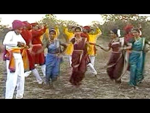 New Marathi Lokgeet | Tarraktasha | Chandan Kamble | Kalubai Devi Songs